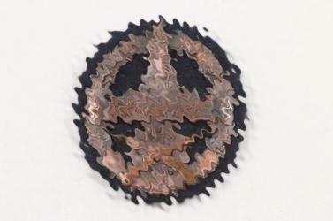 NS Kyffhäuserbund Wettkampfsieger 1939 badge