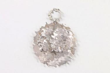 1935 Hitler-Hindenburg medal