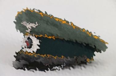 Kav.Rgt.18 Heer Kavallerie visor cap