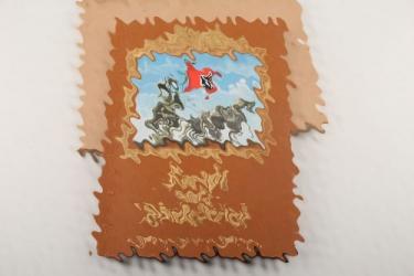 Cigarett card album: Kampf ums Dritte Reich