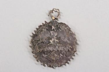 Reichsnährstand Landesbauernschaft Kurmark Honor Badge in silver