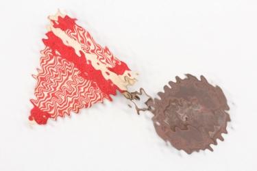 Austria - Carolus bravery medal in bronze