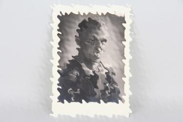 Luftwaffe portrait photo Oberleutnant