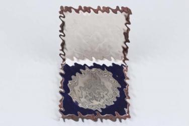Third Reich silver plaque 1935 German Swimming Contest PLAUEN