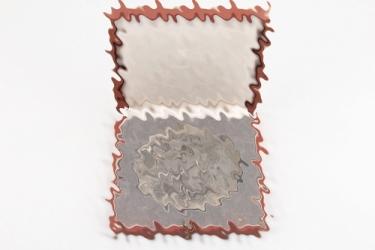 NS Kampfspiele 1938 Reichsparteitag plaque in case