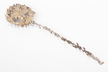 Miniature to Sports Badge in silver - Wernstein