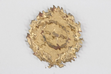 Wehrmacht drivers badge in gold