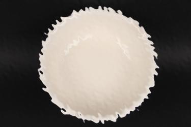 Third Reich unusual porcelain bowl