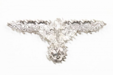 Allgemeine-SS visor cap eagle - RZM M1/8