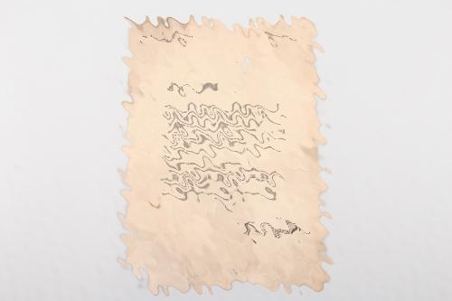 Document for SS Julleuchter