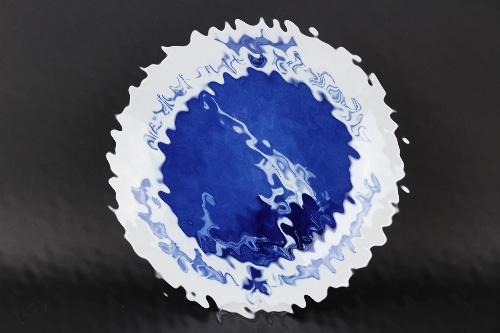 Heeres-Flak Art.Abt.274 MEISSEN plate