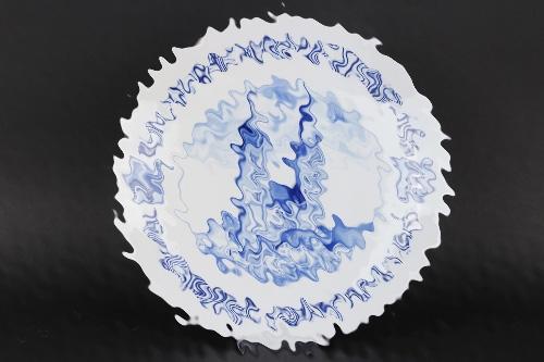 II./Inf.Rgt.102 MEISSEN plate