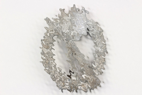 Infantry Assault Badge in silver (4 rivet)