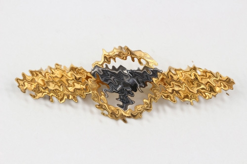 Squadron Clasp for Transportflieger in gold