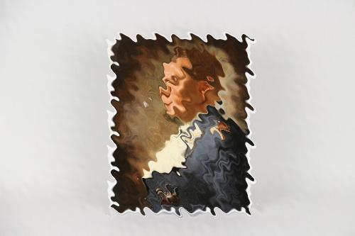 Hermann Göring Rosenthal porcelain picture