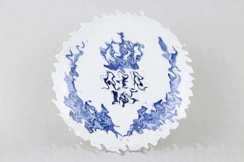 R.I.R.245 MEISSEN plate