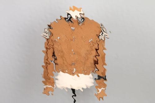 Third Reich musicians brown shirt