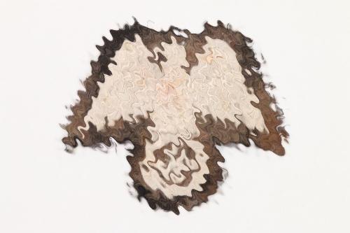 Third Reich ZO cap badge