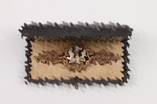 Squadron Clasp for Kampfflieger in bronze (R.S.S.) in case
