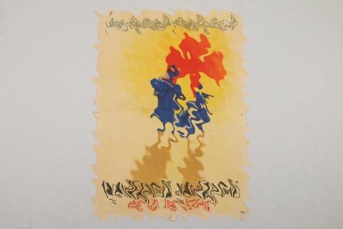Netherlands -  WHW poster WINTERHULP NEDERLAND