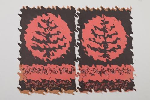 WW2 Dutch 2 NSB magazines