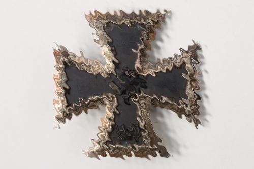 1939 Iron Cross 1st Class - brass core