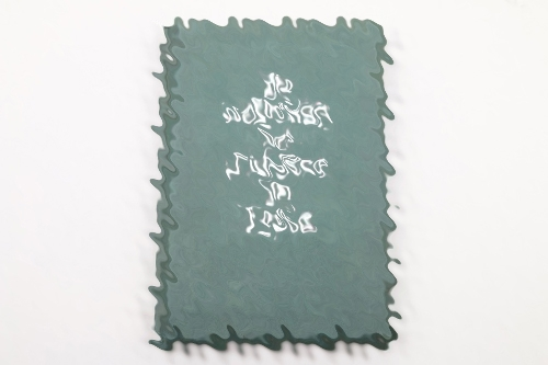 3D album Die Soldaten des Führers im Feld Vol.1