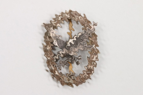 Air Gunner Badge - Juncker (flat wreath)