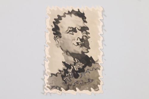 Langesee, Karl - signed postcard
