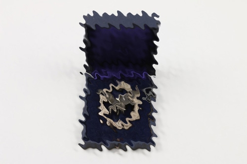 Case for Air Gunner Badge + miniature