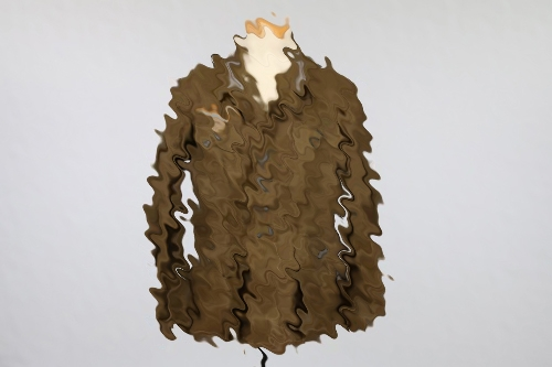 Heer M43 tropical field tunic - Rb-numbered