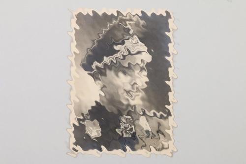 Ihlefeld, Herbert - signed postcard