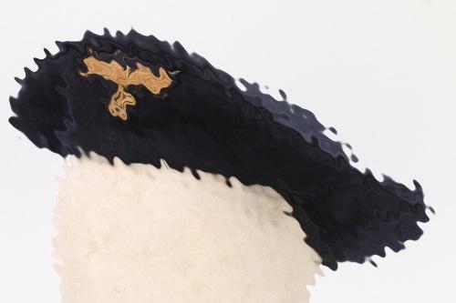 Kriegsmarine officer's visor cap top