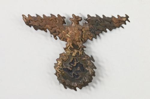 Third Reich political cap eagle