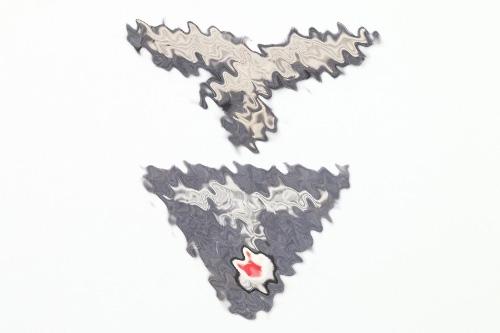 Luftwaffe cap & breast eagle