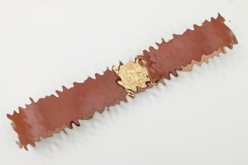 NSDAP political leader's buckle & belt