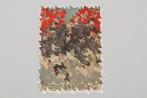 """Third Reich postcard """"Mander s'ischt Zeit!"""""""