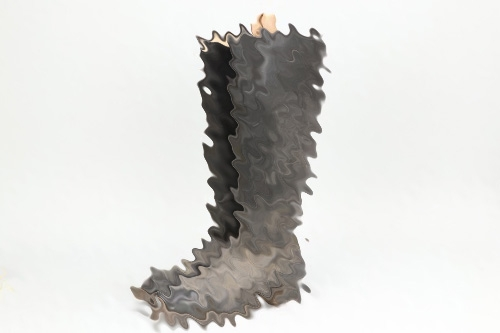 Allgemeine-SS boots - SS 489/39 RZM