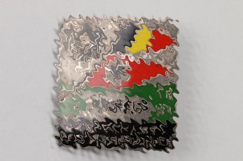 German-Belgian 1939 Länderkampf badge