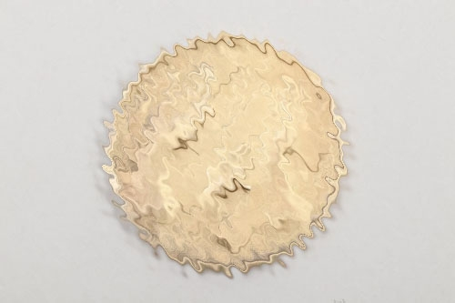 """NSDAP 1932 """"Reichstagswahl"""" donation medal in gold - 990"""