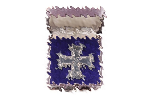 1914 Iron Cross 1st Class in case - CD 800