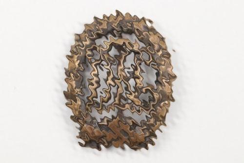 Third Reich Sports Badge in bronze - Wernstein