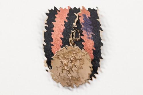 Sudetenland Medal on bar