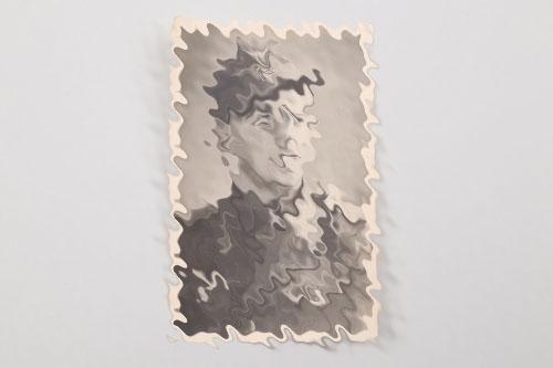 Heer Afrikakorps portrait photo