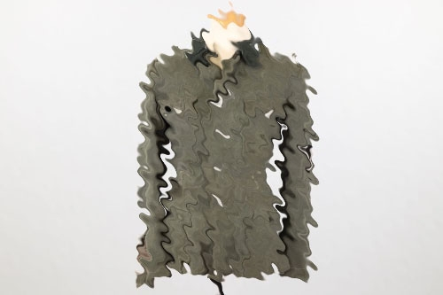 Waffen-SS M42 field tunic found in a hospital