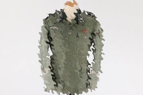 """Heer Pionier """"Spieß"""" field tunic - Krim Shield"""