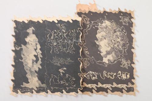 """Third Reich 1942 wall calendar & """"IDEE UND TAT"""""""