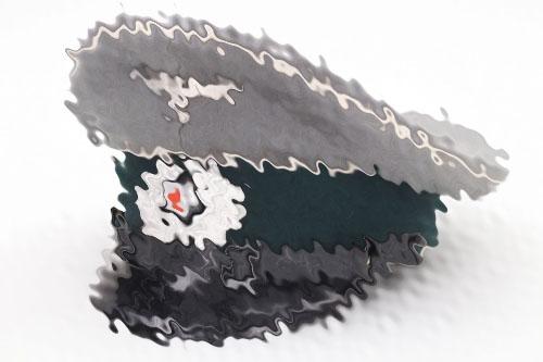 Ogfr. Dicke - Heer Infanterie visor cap