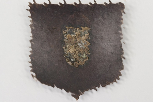 "Third Reich ""WRW"" bronze shield - Hagenauer"
