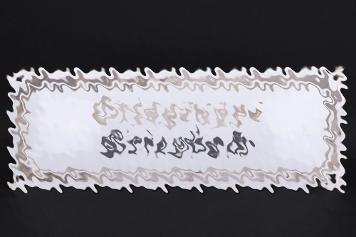NSDAP Ortsgruppe Griesbach enamel sign